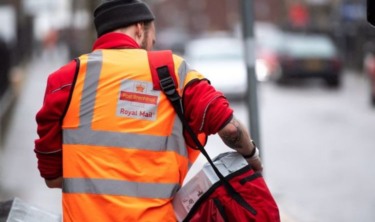 Royal mail blackspots MAPPED: Why am I not getting any post?