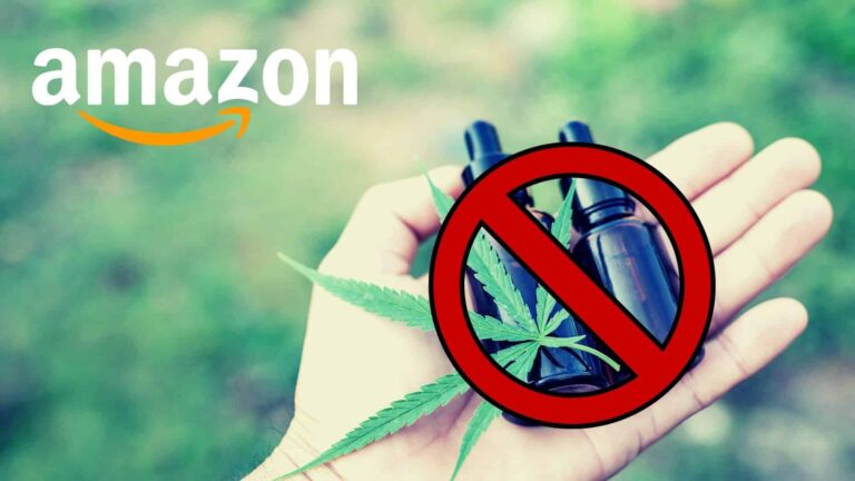 Amazon Bans CBD Sales but Still, Purchase It From Website