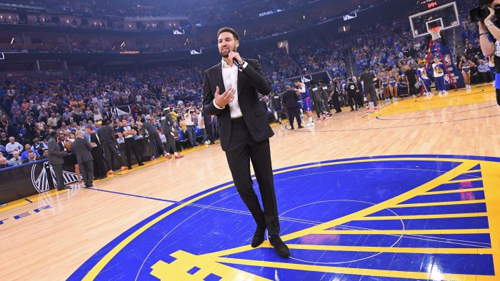 Klay Thompson is backing new CBD brand — The Undefeated