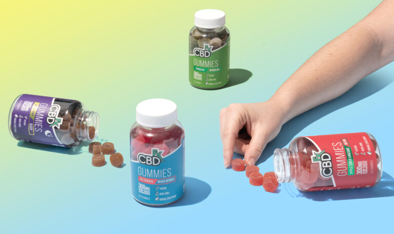How to Mix CBD Gummies into Your Daily Routine