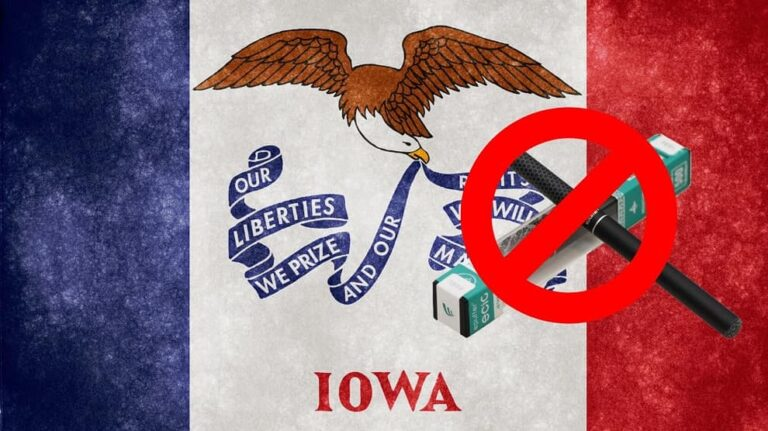 Iowa Lawmakers Ask to Ban Vaping in Areas Where Smoking is Restrained