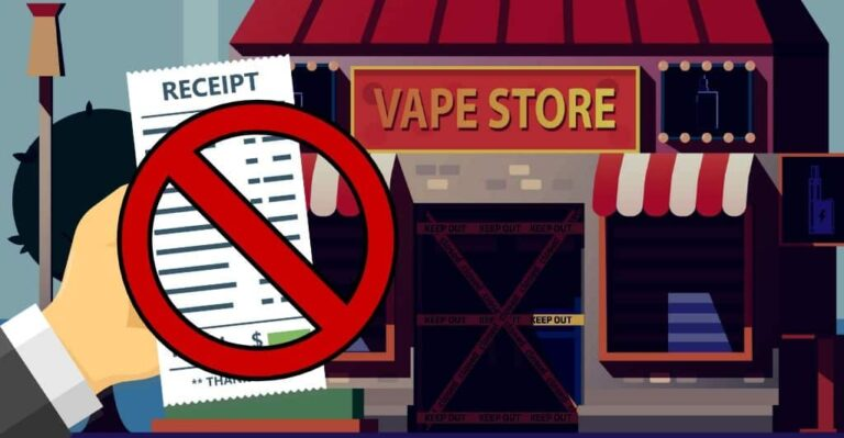 Local Vape Shops Gets Affected by Failed 2020 Bills