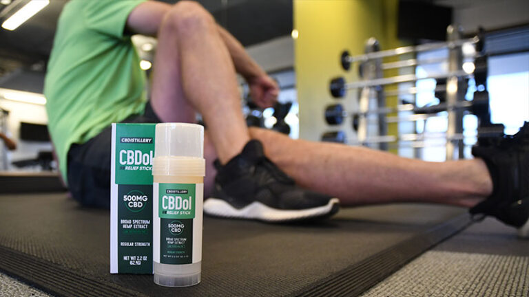 Lingering Discomfort After Physical Activity? CBD Could Provide Soothing Relief
