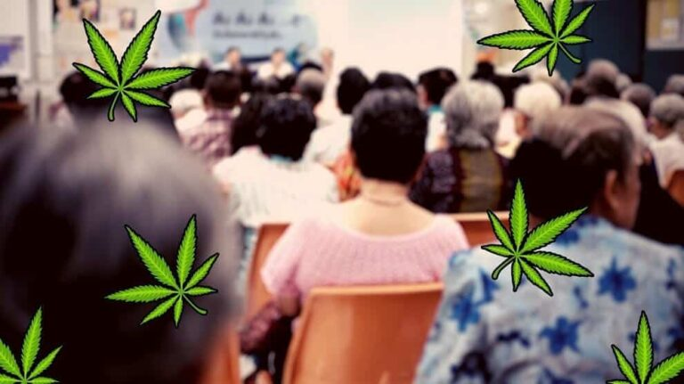 Seniors Learned About CBD From the Council on Aging's Workshop