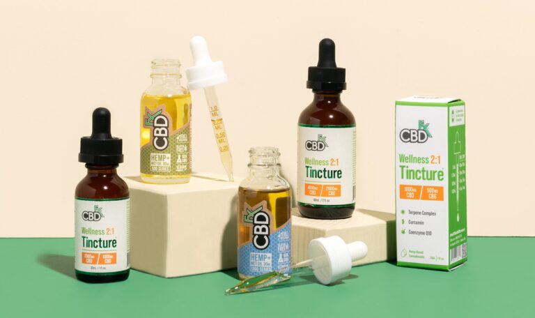 Breaking Down CBD: Is there THC in CBD Oil?