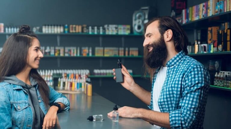 Ban on Certain Flavored e-cigarette may put Vape Shops Out of Business
