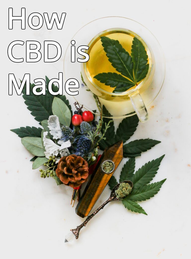 How Is CBD Made? (Find Out About the Intriguing Process)