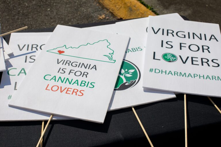 Virginia and Cannabis, Setting the Record Straight