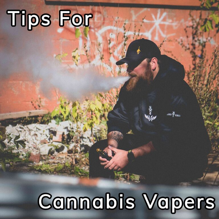 10 Tips for First Time Cannabis Vapers – Tips You Should Know!