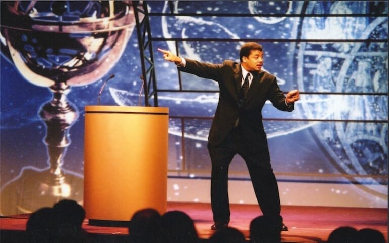 Neil deGrasse Tyson Explains Why It's a Bad Idea to Smoke in Space