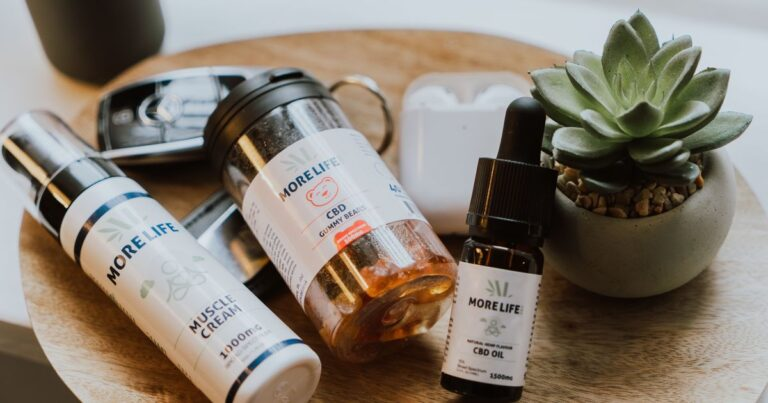 Manchester entrepreneur launches new CBD business after health scare