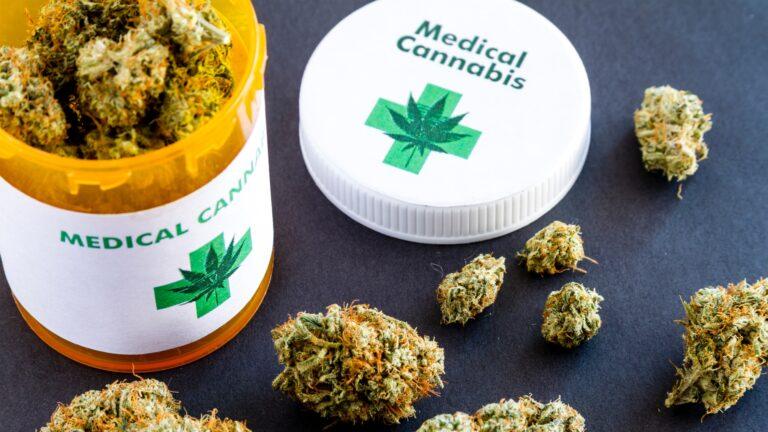 UK prescription cannabis recalled that 'may be contaminated with mould'